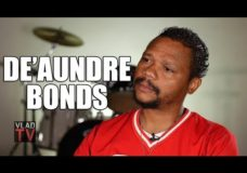 De'Aundre Bonds on Adjusting to Life After Doing 10 Years in Prison